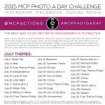 MCP Photo A Day Challenge: October 2015 Themes » MCP Actions