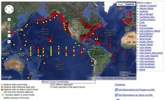 Tsunami Buoys Turned Off Around The World: Why? Is Now The Time To 'Escape' From NY, Florida, Lousiana & California?