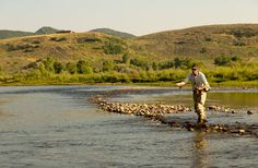 Casting in Colorado, Away From the Crowds - NYTimes.com.  That could be me.