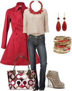 """""""Off to Brunch!"""" by grlowry ❤ liked on Polyvore"""