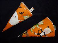 Asun, Arts and Crafts Arts And Crafts, Halloween, Canvas, Craft Art, Ribbons, Colors, Manualidades, Craft Items, Halloween Labels