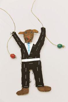 atelier pour enfants: Climbing toys Sandi Abramson I want to try this with kids' photos!