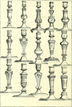 An historical guide to French interiors, furnit. Detail Architecture, Architecture Concept Drawings, Neoclassical Architecture, Temple Architecture, Classic Architecture, Furniture Styles, Furniture Design, Pillar Design, Miniature Furniture