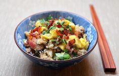 Asian Cauliflower Fried 'Rice' Recipe