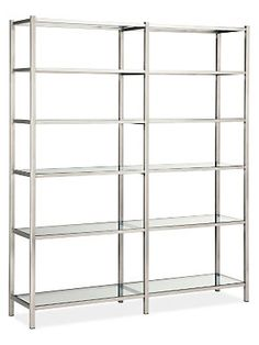 Brixton Modern Bookcases - Modern Bookcases & Shelves - Modern Office Furniture - Room & Board