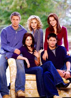 One Tree Hill...love this show! so glad its back on!