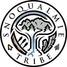 The Snoqualmie Tribe—sdukʷalbixʷ in their Native language—consists of a group of Native American peoples from the Puget Sound region of Washington state. The Snoqualmie Tribe is made up of approximately 650 members.