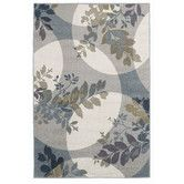 Found it at Wayfair - Tranquility Eco Grey Multi Rug