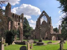 Dryburgh Abbey, Scottish Borders