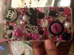 Hello Kitty Chanel phone case