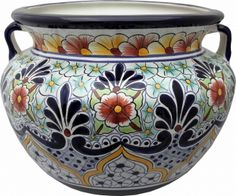 5 Tips and Tricks to Improve Your Pottery Skills – Voyage Afield Talavera Pottery, Ceramic Pottery, Pottery Supplies, Hand Painted Ceramics, Painted Porcelain, Porcelain Vase, Fine Porcelain, Native American Pottery, Bottle Painting