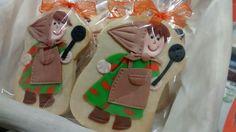 Castanyera cookies!