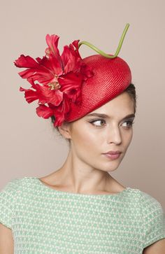 Gina Foster Millinery, S/S 2015
