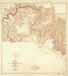Topographic map of the Grand Canyon National Park Arizona . | Library of Congress