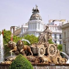 Madrid Tours for Muslim Travelers | Halal Tourism Specialists www.safarsalamatours.com #madrid #tourism #spain #unesco #Spain tourism