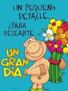 Buenos Dias  http://enviarpostales.net/imagenes/buenos-dias-270/ Saludos de Buenos Días Mensaje Positivo Buenos Días Para Ti Buenos Dias