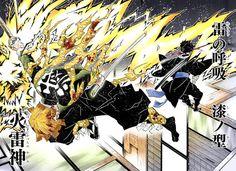 Pagina 17 :: Kimetsu no Yaiba - Demon Slayer :: Capitolo 145 :: Juin Jutsu Team Reader Anime Demon, Slayer Anime, Drawings, Manga Covers, Demon, Anime Episodes, Anime, Manga, Comics