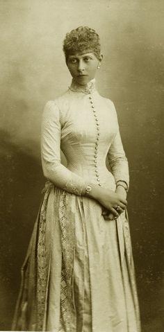 Princess Victoria of Prussia, aka Moretta , later Pss Adolf of Schaumburg-Lippe