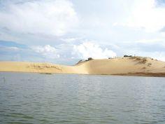 Dunas de San Cosme y Damián -Paraguay