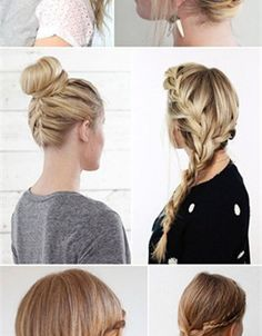 40 Cute and Easy Hairstyle Tutorials