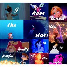 I love Disney...