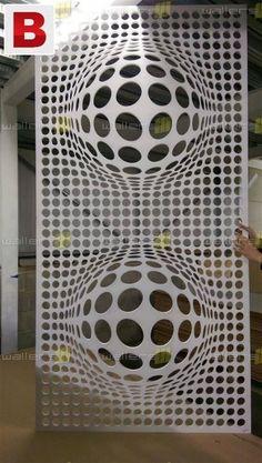 Interior MDF Grill Panel (Jaali), Texture Wall Panel & 3D Wall Panel - Pakistan