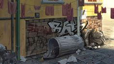 ArtStation - Mr. Mongoose Background Art, Fitzfactor Design