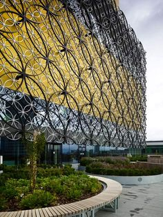 Europe's largest public library in Birmingham, England.