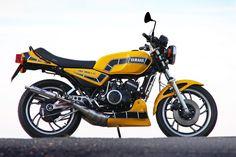 Yamaha RD350 LC