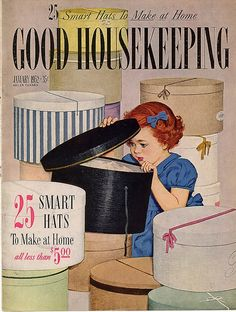 Vintage Revista Good Housekeeping