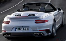 porsche 911 turbo s 2016 | Porsche has today revealed the top models of its 911 model range. The ...