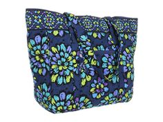 """Contemporary Vera Bradley bag, still available on their website, where you can buy it new for less than this """"vintage"""" (used?) item on Etsy:  http://www.verabradley.com/product/Color/Indigo-Pop/Large-Laptop-Tote/1001882/defaultColorVariantId/179058/pc/639/c/0/sc/934/p/1001882.uts"""