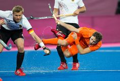 The Netherlands Put Two Goals Past New Zealand In The Quarter Finals