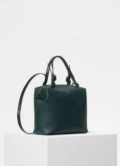 75650c26f543 Small Soft Cube bag in smooth calfskin