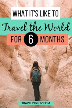 What it's like to travel alone for six months as a solo female traveler through South America and Europe, along with my biggest take-aways at the end of the trip. #longtermtravel #femalesolotravel Solo Travel Tips, Travel Advice, Travel Guides, Travel Info, Travel Deals, Travel Hacks, Travel Packing, Europe Packing, Traveling Europe