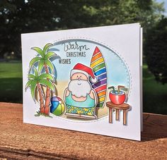 Such a Cute card by Barb Engler using Simon Says Stamp Exclusives from the STAMPtember release.