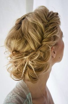Wedding hair!!!