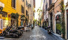 Unde mancam la Roma?