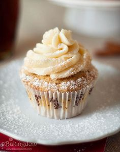Oh my, how delish do these sound!!!! - French Toast Cupcakes by Bakingdom