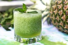 frozen mojito - panning the globe