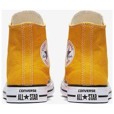 Converse Chuck Taylor All Star Seasonal High Top Unisex Shoe. Nike.com (€49) ❤ liked on Polyvore featuring shoes, sneakers, star shoes, unisex shoes, high-top sneakers, unisex sneakers and high top shoes