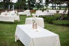 Loved my outdoor reception!!