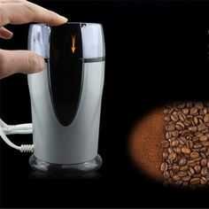 #royalcoffeeandtea Electric coffee grinder Electrical Coffee beans bean grinder 220v COFFEE mill electric coffee maker machine High Quality
