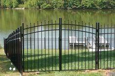 75 Best Fencing Images Aluminium Fencing Aluminum Fence Fencing