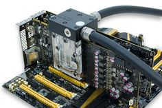 EKWB working on new GPU and MB waterblocks