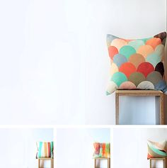 {Lovely} Handmade Designer Pillows