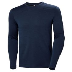 HH LIFA MERINO is our warmest base layer, perfect for any type of activity in cold weather. A unique base layer with merino wool combined with Lifa® Stay Warm Technology in a 2 layer construction. HH LIFA MERINO delivers all the great benefits Helly Hansen, Stay Warm, Cold Weather, Merino Wool, Crew Neck, Turtle Neck, Sweaters, Men, Tops