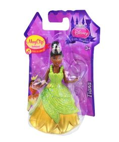 Mini Princesses Disney Tiana MagiClip - Mattel