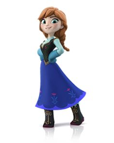 Disney Infinity Newest Characters Anna and Elsa Styles Come To Life