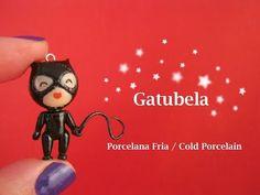 Gatubela en Porcelana Fria / Cold Porcelain - YouTube